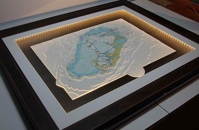 3D Nautical Charts