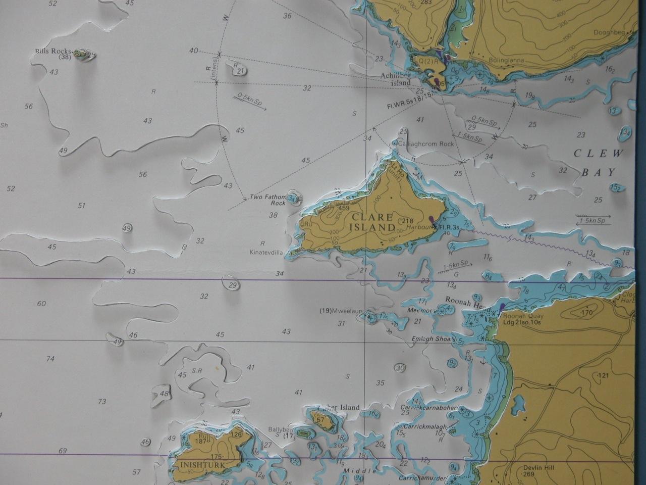 achill clew bay latitude kinsale