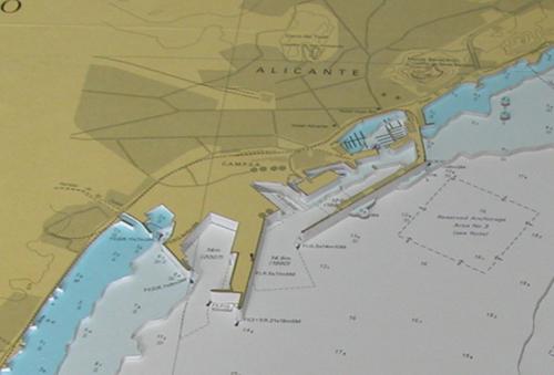Alicante port Spain