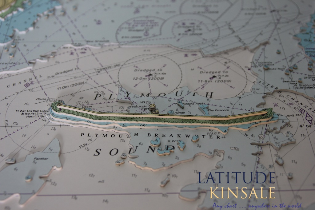 Plymouth Sound - Latitude Kinsale