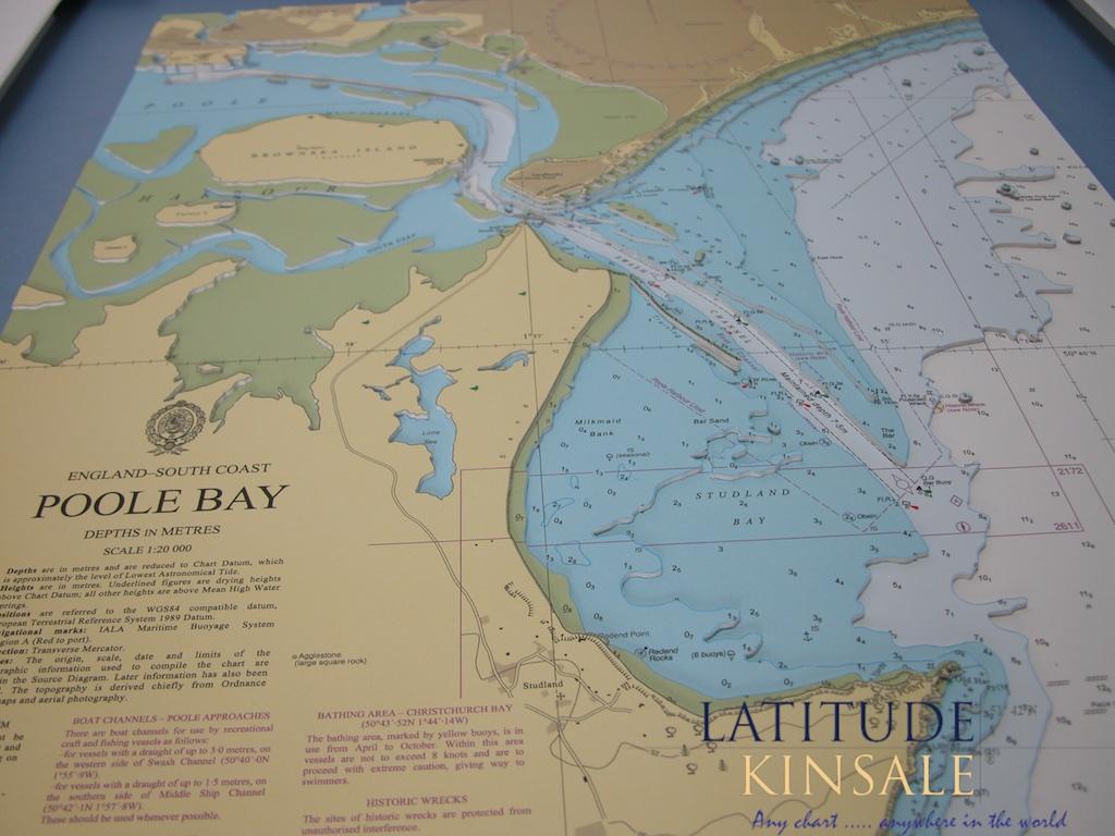 Poole Bay Dorset Latitude Kinsale