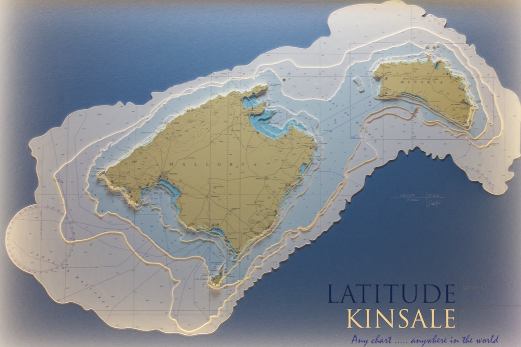 Majorca Menorca Latitude Kinsale